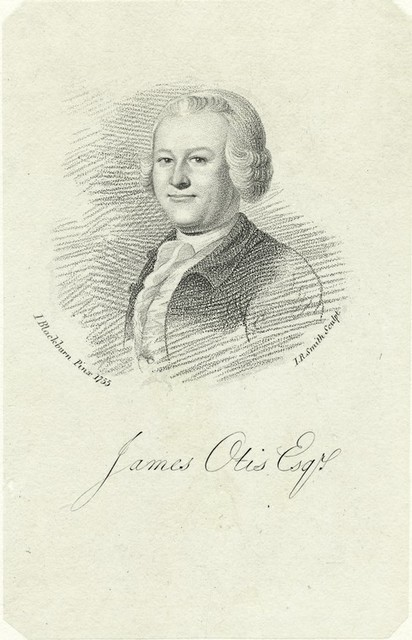 James Otis Esqr.