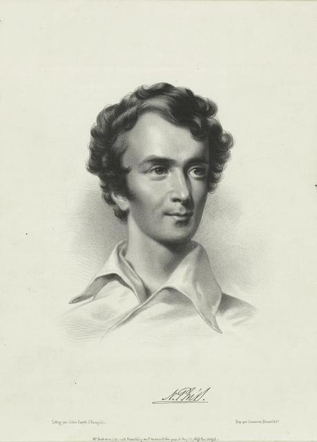 Nicholas Philip Trist.