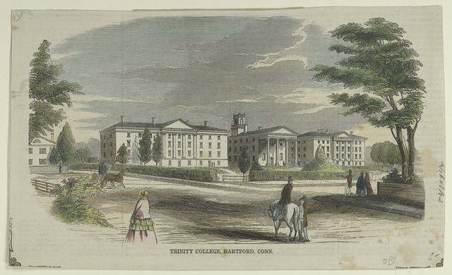 Trinity College, Hartford, Conn.