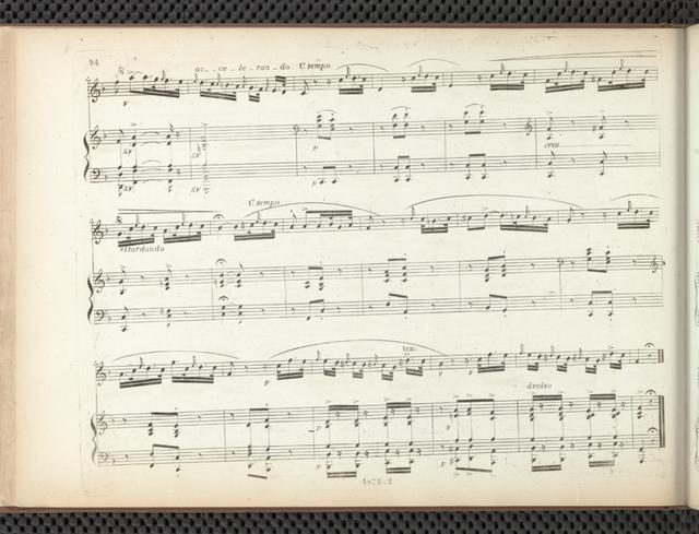 Breve metodo di canto : diviso in tre parti  composto e dedicato a Girolamo Crescentini