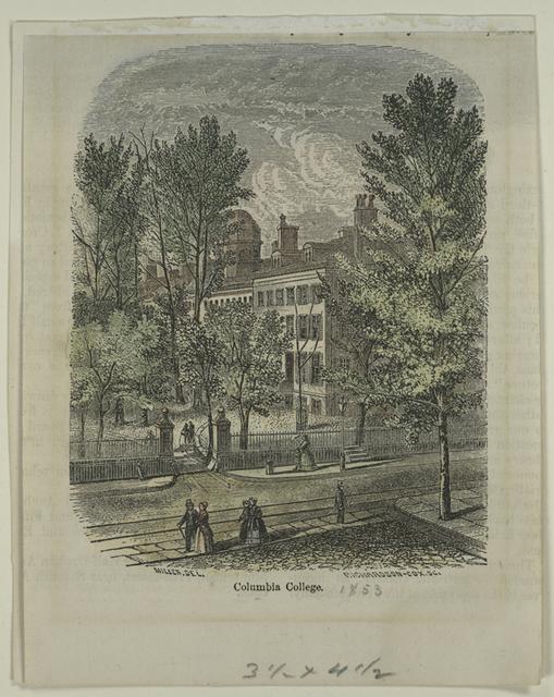 Columbia College.