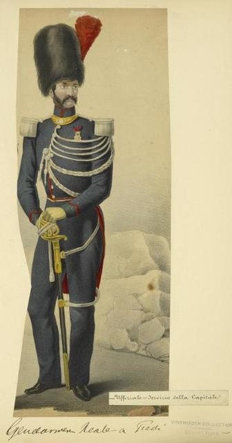 Italy. Kingdom of the Two Sicilies, 1853 [part 1].