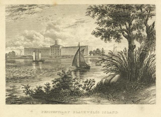Penitentiary Blackwell's Island.