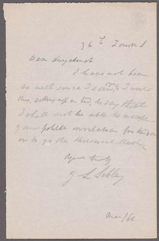 Sibley, John Langdon (1804-1885)