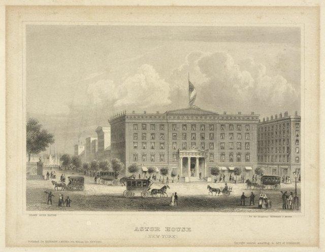 Astor House (New York)