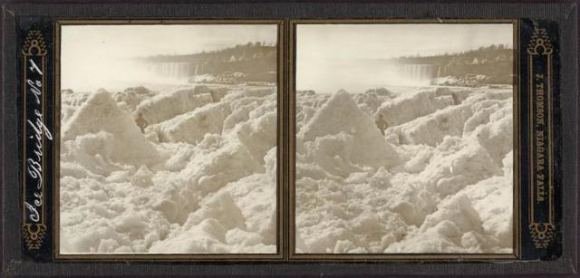 Ice bridge no. 7.