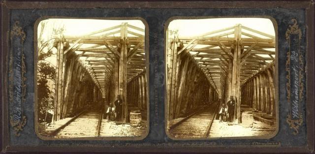 R.R. bridge, 1000 f. long, Williamsport, PA.