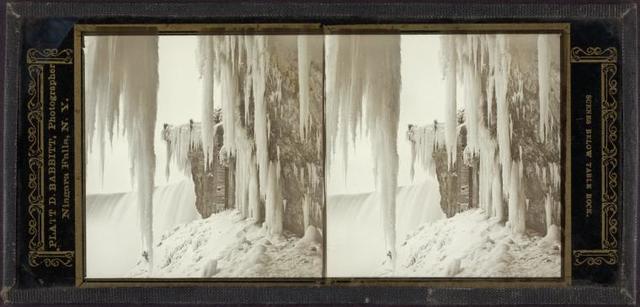Scenes below Table Rock.