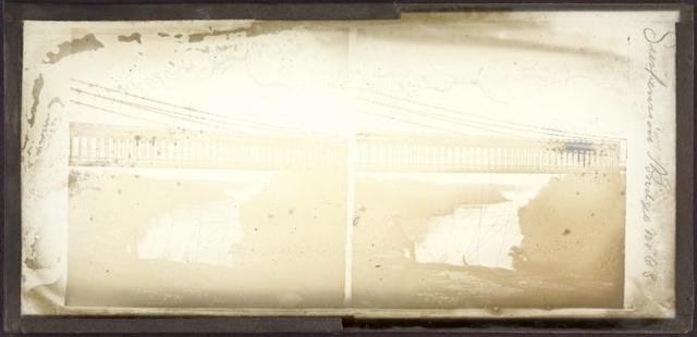 Suspension bridge no. 63.