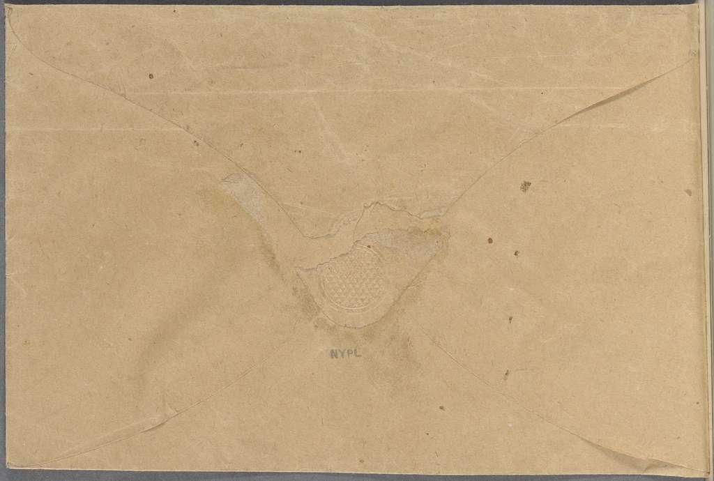 Ticknor, [William D.], ALS to. Aug. 31, 1855.