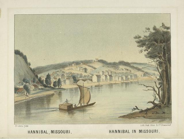 Hannibal, Missouri.