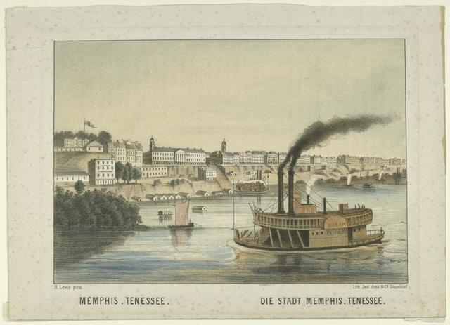 Memphis, Tenessee.