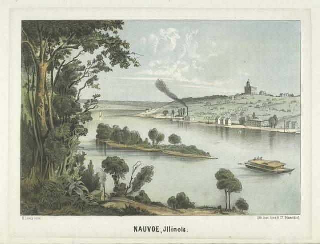 Nauvoe, Illinois.