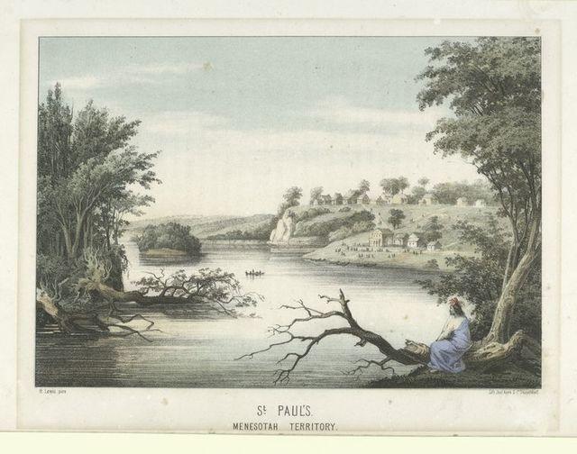 St Paul's, Menesotah Territory.