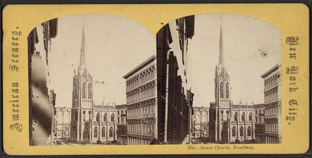 Grace Church, Broadway.
