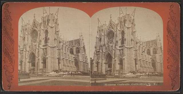 Roman Catholic Cathedral, N.Y.