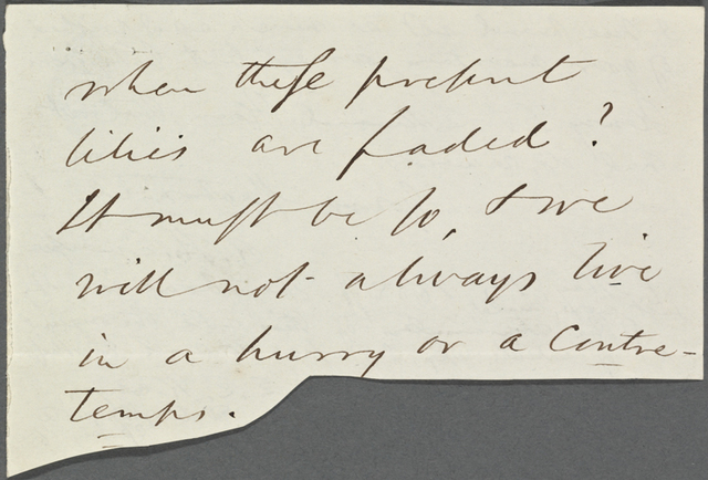 Blake, [Harrison Gray Otis], AL[S] to. Jul. 27, 1858.