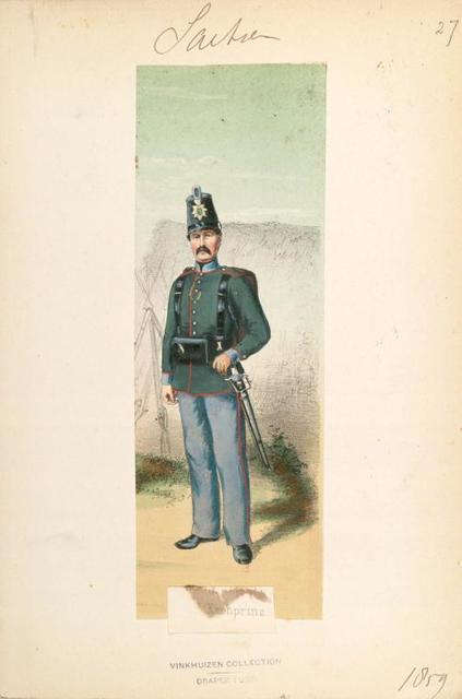Germany. Saxony. 1859