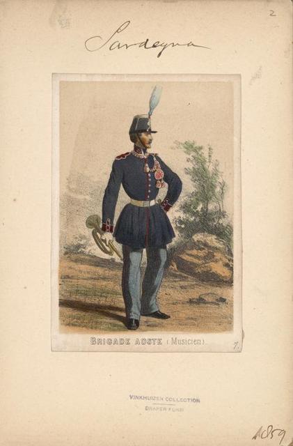 Italy. Sardinia, 1859
