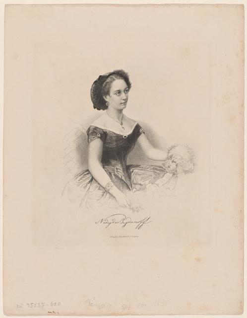Nadejda Bagdanoff. [facsimile signature]
