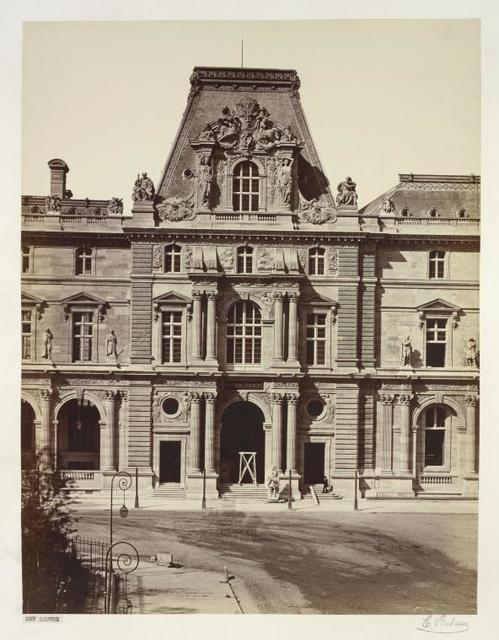 New Louvre.