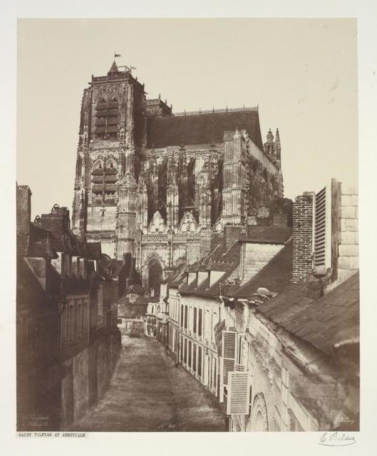 St. Vulfran à Abbeville.