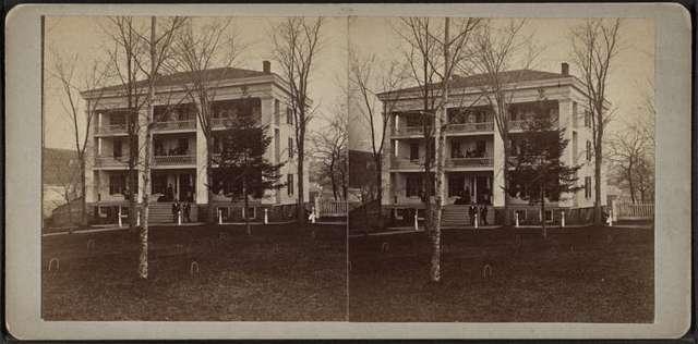 Laurel's Boarding House, Franklin N.Y.