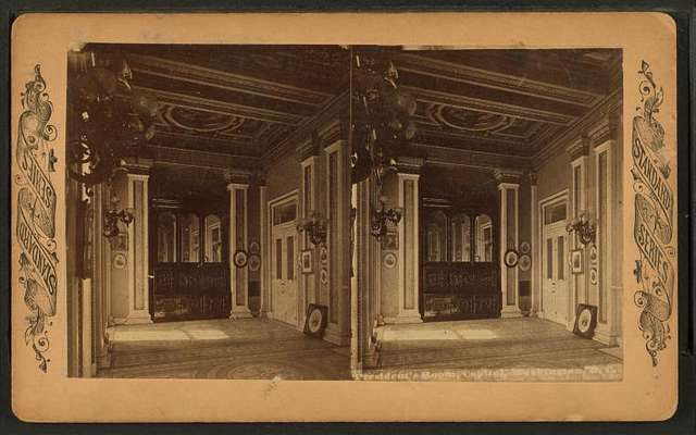 President's Room, U.S. Capitol, Washington, D.C.