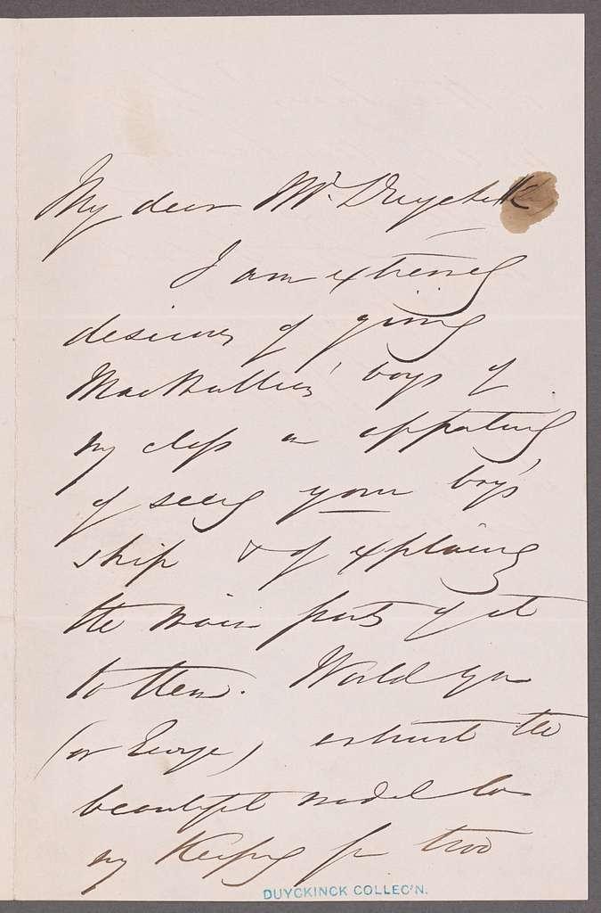 Siddons, J. Henry