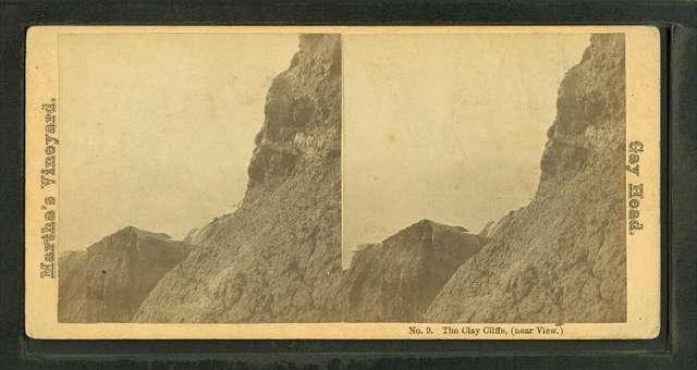 The Clay Cliffs, (near View).