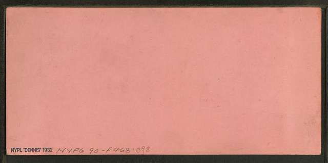 The Flume, from above (near view of Hanging Boulder), Franconia Notch, N.H.