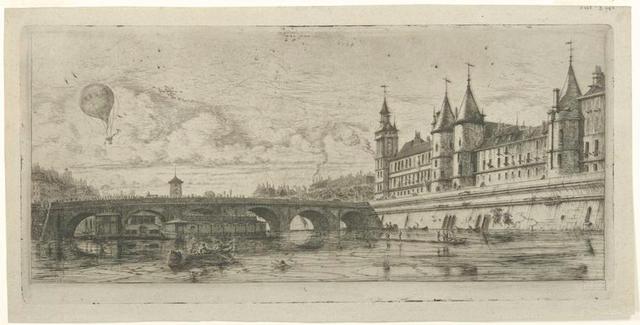 Le Pont-au-change.