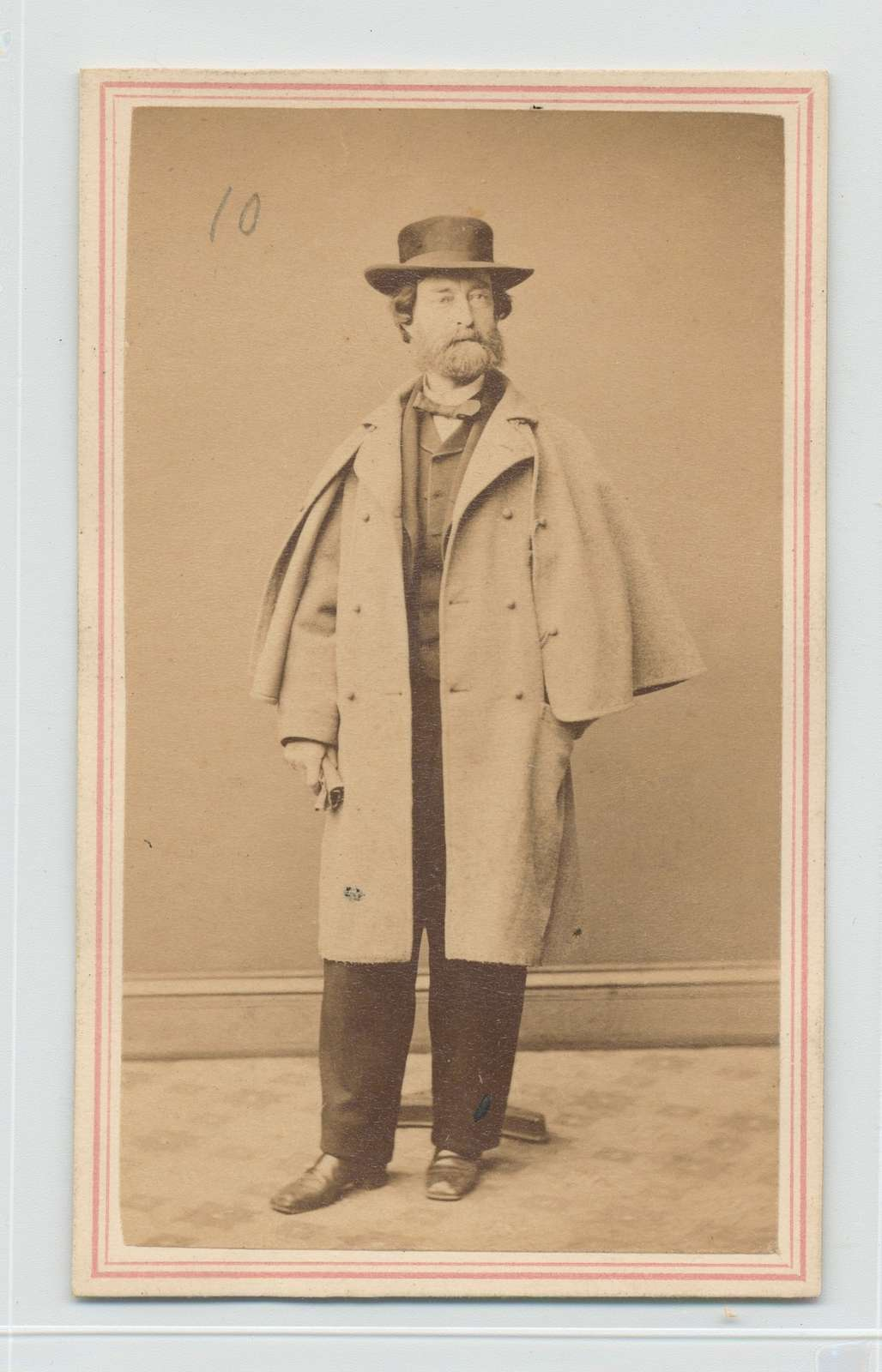 Dr. J. W. Page [standing]