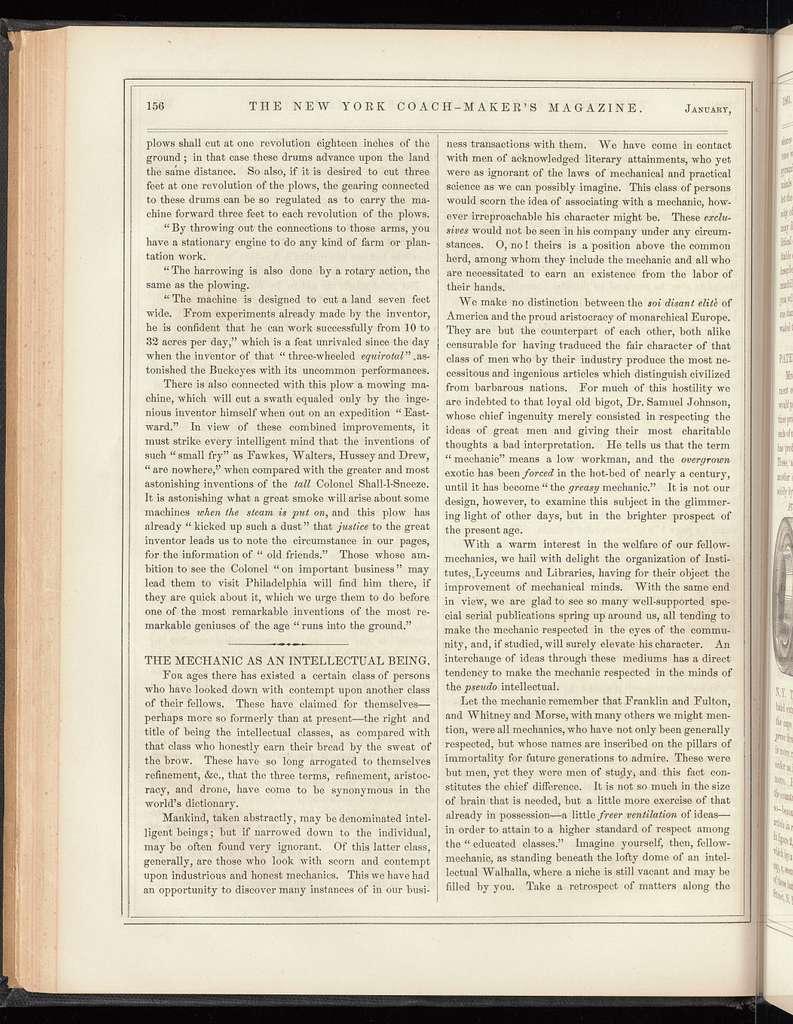 The New York coach-maker's magazine, Vol. 3, no. 8