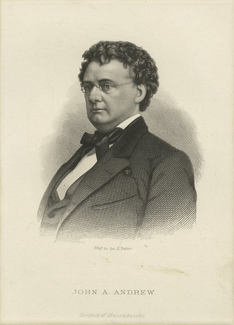 John A. Andrew Governor of Massachusetts