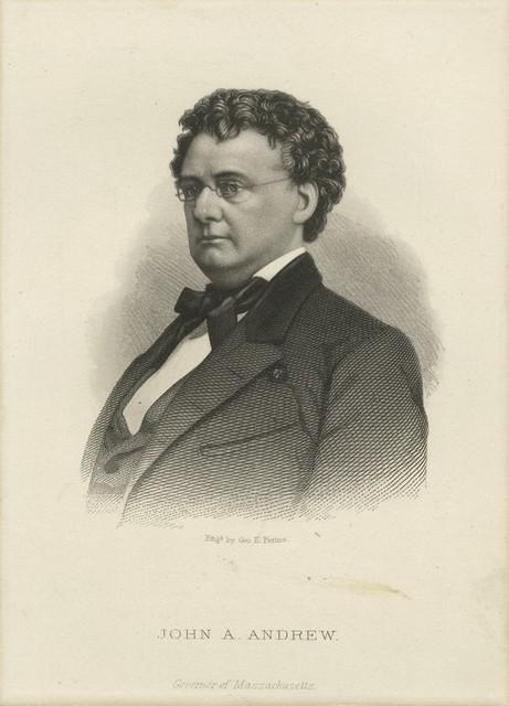 John A. Andrew Governor of Massachusetts