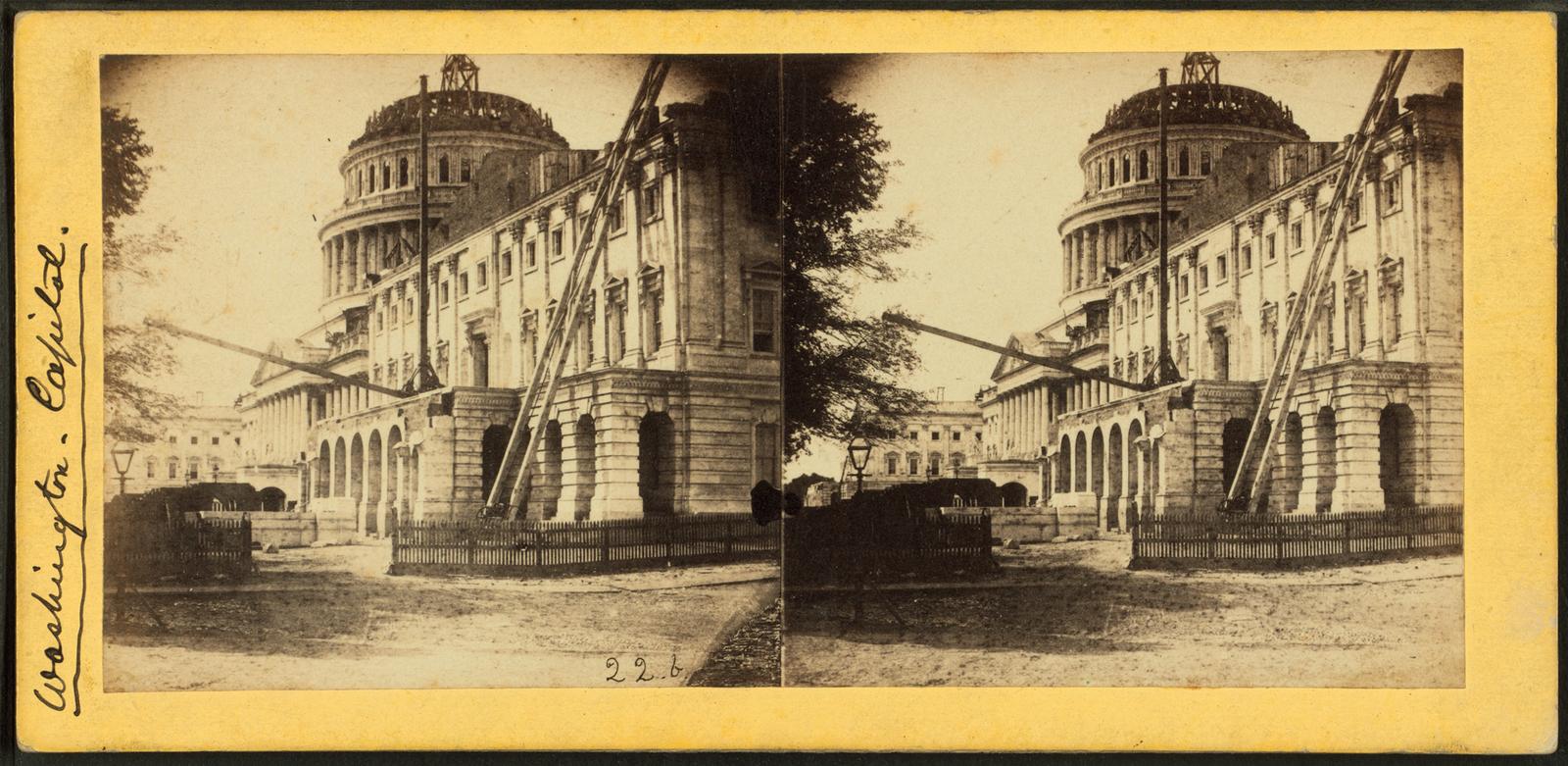 U.S. Capitol. East Front. Washington, D.C.