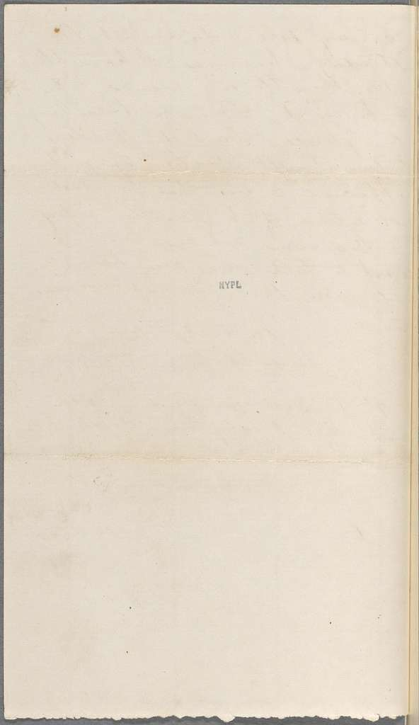 Ticknor, [William D.], ALS to. Apr. 20, 1862.