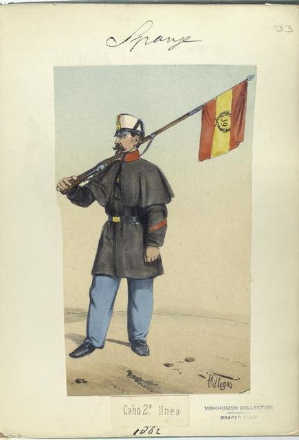 Cabo 2-o, linea. 1862