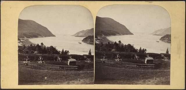 Seige Battery, West Point.