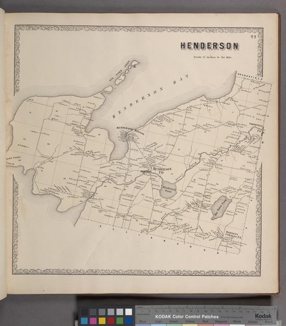 Henderson [Township]