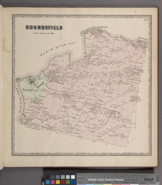 Houndsfield [Township]