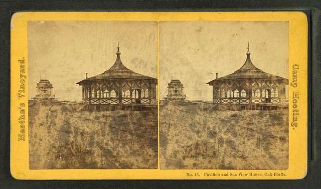 Pavillion and Sea View House, Oak Bluffs.