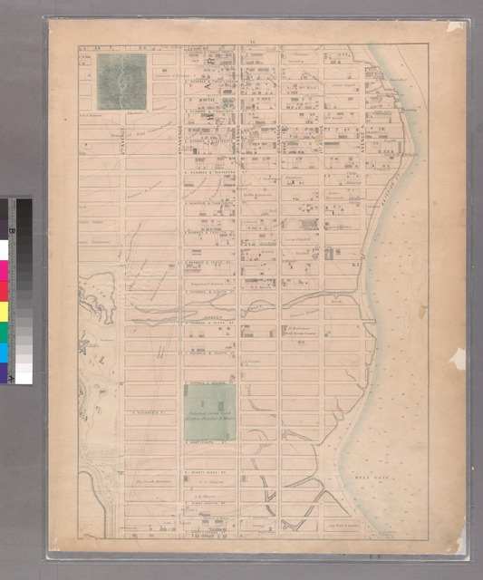 Sheet 16: [Bounded by E. Hundred & Twenty Fourth Street, 1st Avenue, E. Hundred & Twenty Second Street, Avenue A, E. Hundred & Twelfth Street, 1st Avenue, E. Ninety Second street and 5th Avenue.]