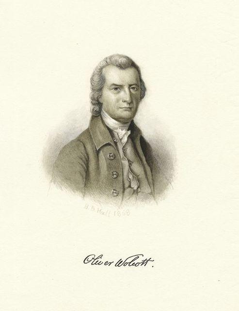 Oliver Wolcott
