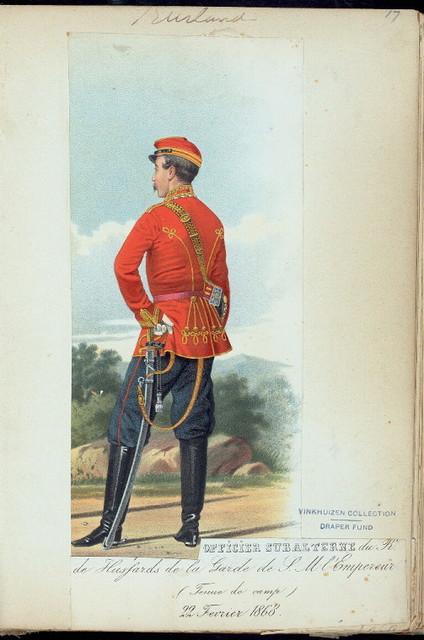 Russia, 1868.