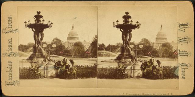 U.S. Congressional Gardens, Washington, D.C.