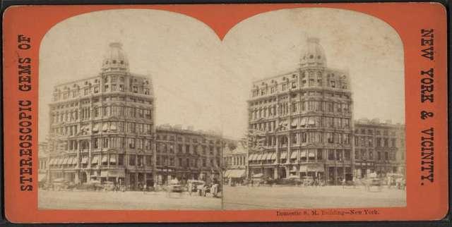 Domestic S.M. Building, New York.