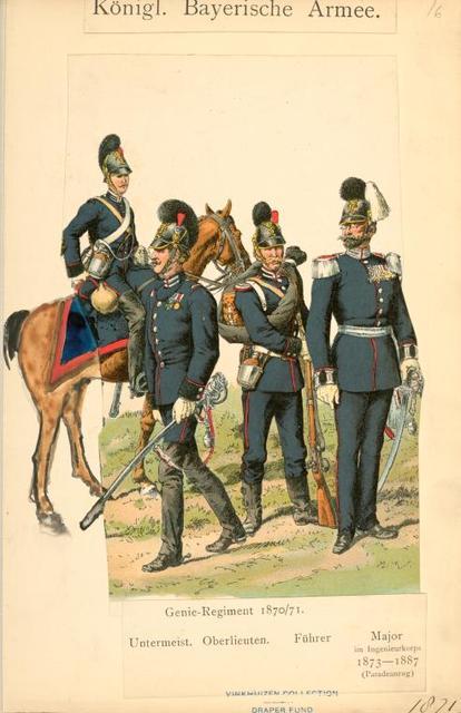 Germany, Bavaria, 1870-84.