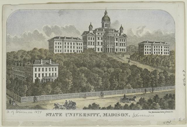 State University, Madison.